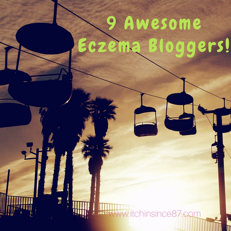 9 Awesome Eczema Bloggers