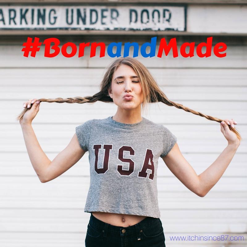 #BornandMade