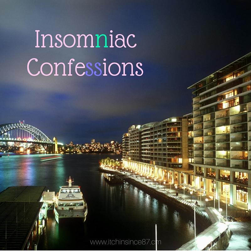 Insomniac Confessions