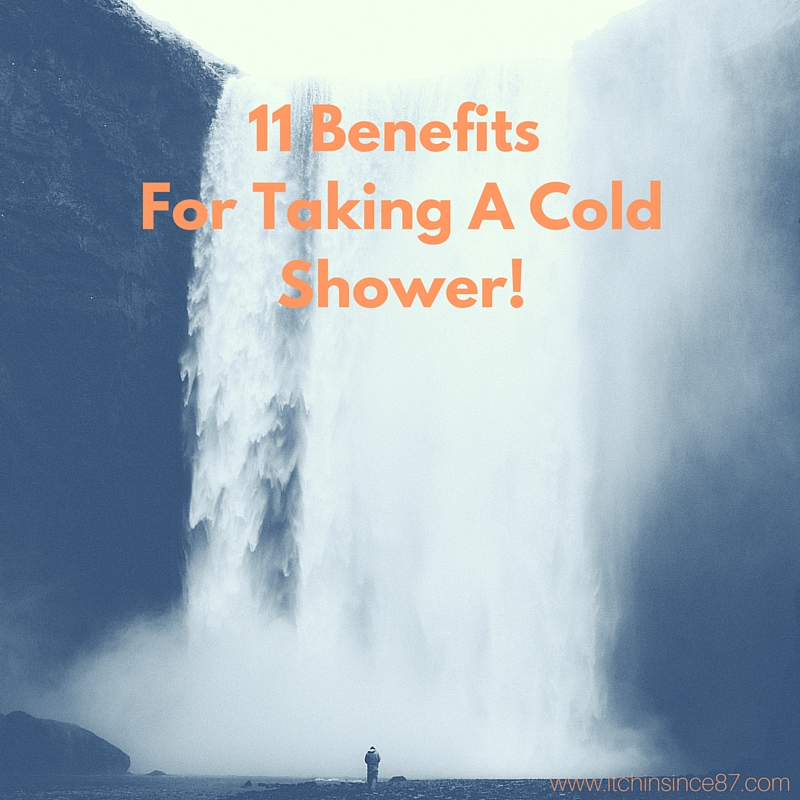 11 Benefits For Taking A Cold Shower!