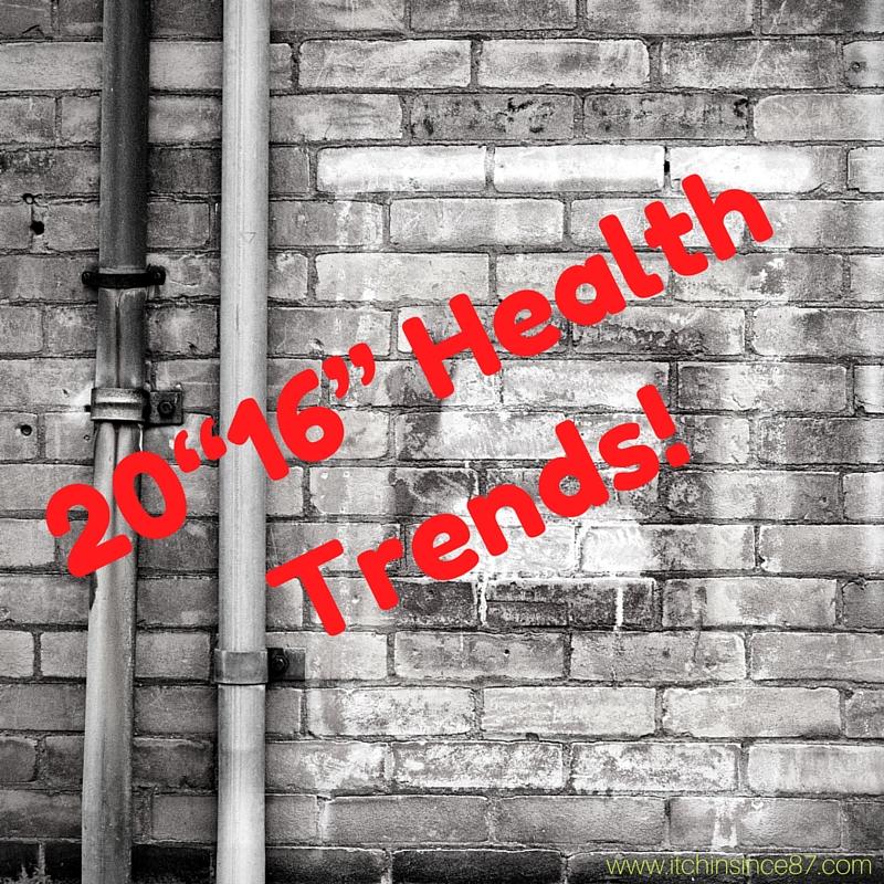 "20""16"" Health Trends!"