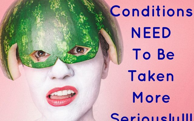 Why Skin Conditions NEED to be taken more seriously!!!