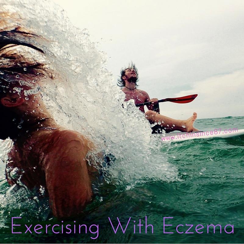 Exercising With Eczema