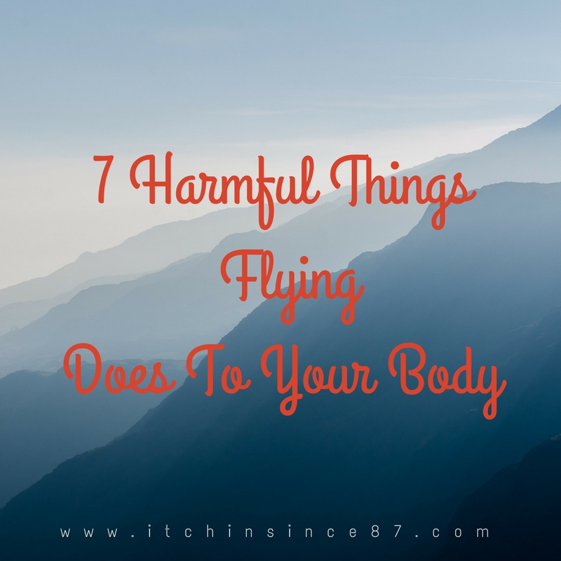 7 Harmful Things Flying Does To Your Body