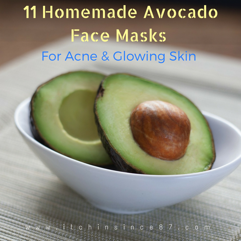 11 Homemade Avocado Face Masks For Acne & Glowing Skin